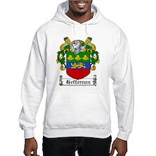 Heffernan Coat of Arms Hoodie