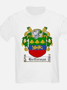 Heffernan Coat of Arms Kids T-Shirt
