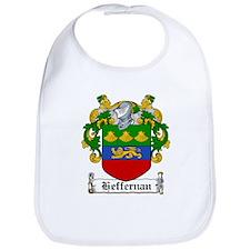 Heffernan Coat of Arms Bib