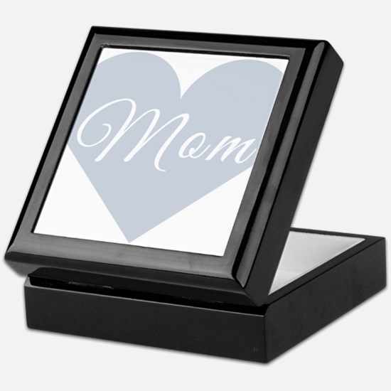 Mom Heart Keepsake Box