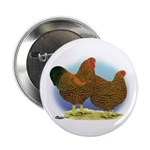 GL Wyandotte Rooster and Hen Button