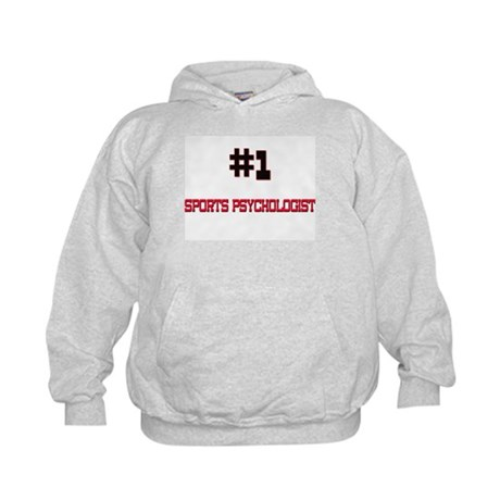 Number 1 SPORTS PSYCHOLOGIST Kids Hoodie