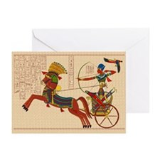 Ramesses II Greeting Cards     (Pk of 10)