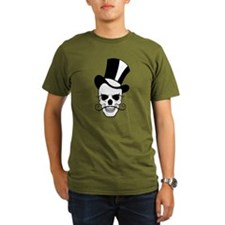 SKULL and TOP HAT T-Shirt