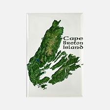 Cape Breton Fridge Magnet