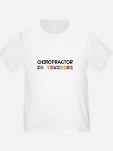 Chiropractor In Training T