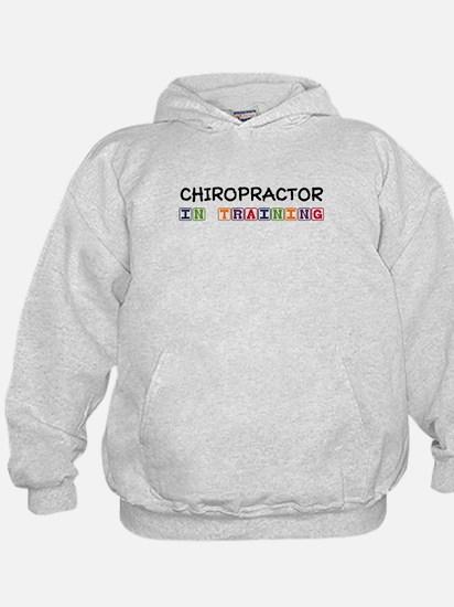 Chiropractor In Training Hoody