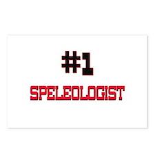 Number 1 SPELEOLOGIST Postcards (Package of 8)
