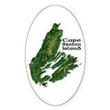 Cape breton Stickers & Flair