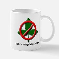 poisonivy-lg Mugs
