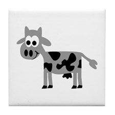 Cow Tile Coaster
