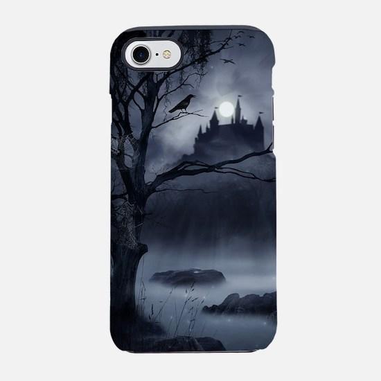 Gothic Night Fantasy iPhone 7 Tough Case