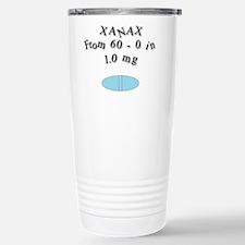 Unique Xanax Travel Mug