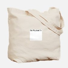Cute Xanax Tote Bag