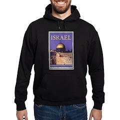 Israel Hoodie (dark)