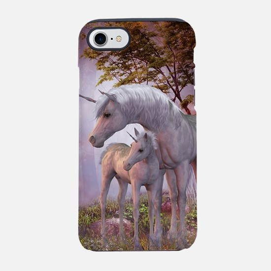 Enchanted Unicorns iPhone 7 Tough Case