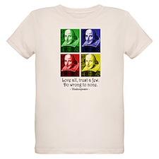 Pop Art Shakespeare T-Shirt