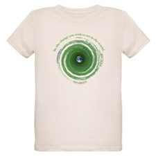 Be the Change - Recycle T-Shirt