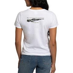 I STILL get to vote Women's T-Shirt