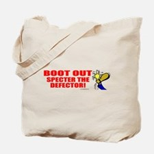 Boot Specter The Defector Tote Bag