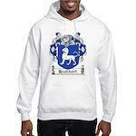 Hubbert Coat of Arms Hooded Sweatshirt