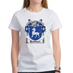 Hubbert Coat of Arms Women's T-Shirt