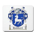 Hubbert Coat of Arms Mousepad