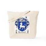 Hubbert Coat of Arms Tote Bag