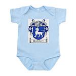 Hubbert Coat of Arms Infant Creeper