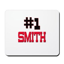 Number 1 SMITH Mousepad