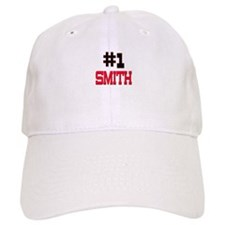 Number 1 SMITH Baseball Cap