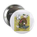 """Assorted Poultry #3 2.25"""" Button (10 pack)"""
