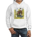 Assorted Poultry #3 Hooded Sweatshirt