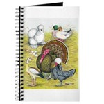 Assorted Poultry #3 Journal