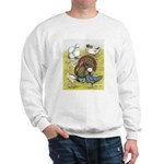 Assorted Poultry #3 Sweatshirt