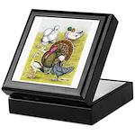 Assorted Poultry #3 Keepsake Box