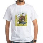 Assorted Poultry #3 White T-Shirt