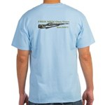 Free Men own rifles Light T-Shirt