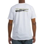 Free Men own rifles Fitted T-Shirt