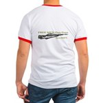 Free Men own rifles Ringer T