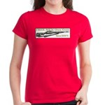 Free Men own rifles Women's Dark T-Shirt