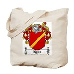 Hyde Coat of Arms Tote Bag