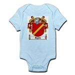 Hyde Coat of Arms Infant Creeper