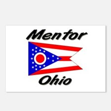 Mentor Ohio Postcards (Package of 8)