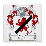 Hylan Coat of Arms Tile Coaster