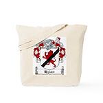 Hylan Coat of Arms Tote Bag