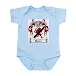 Hylan Coat of Arms Infant Creeper