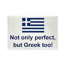 "Perfect Greek Magnet (3""x2"")"