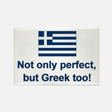 "Perfect Greek Magnet (3""x2"")"