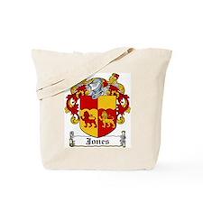 Jones Coat of Arms Tote Bag